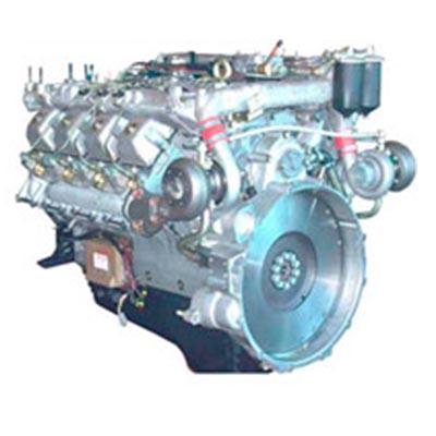 Двигатель КАМАЗ 740.60-1000400