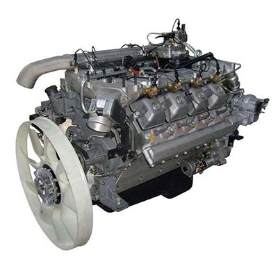 Двигатель КАМАЗ 740.62-1000400
