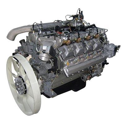 Двигатель КАМАЗ 740.63-1000400
