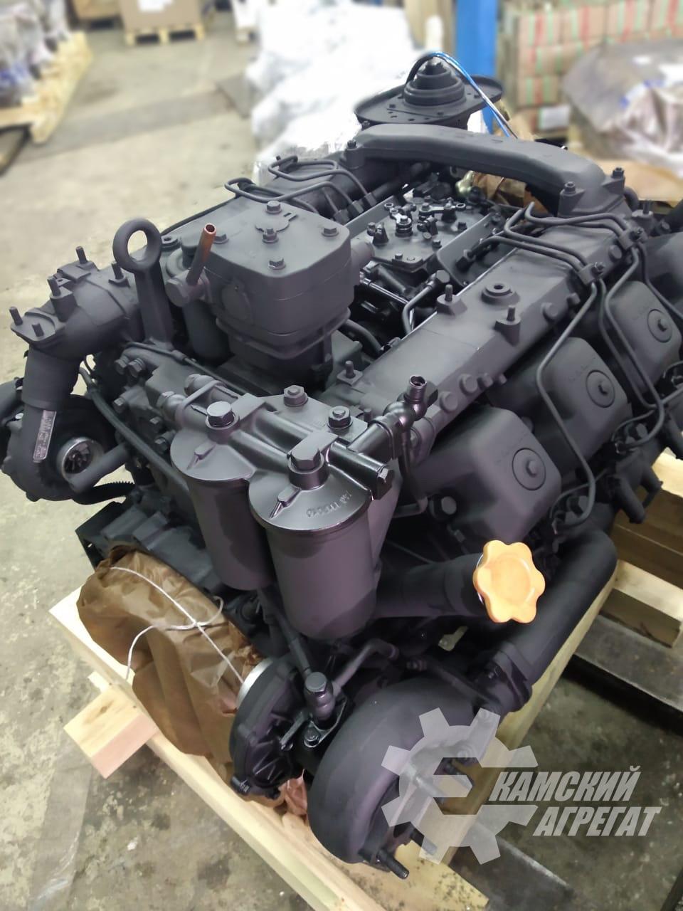 двигатель камаз 740 13