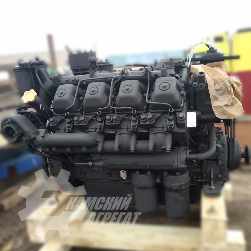 двигатель камаз 740 11