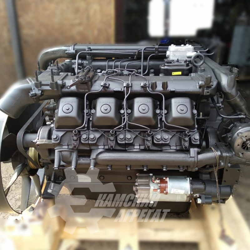 двигатель 740 50