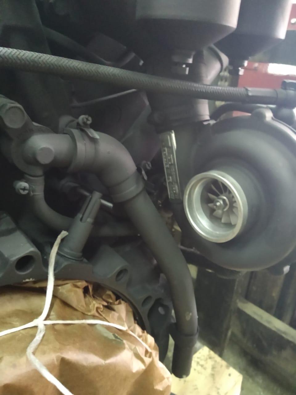 двигатель 740 13