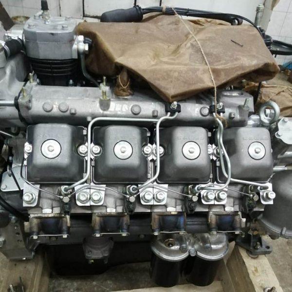740.1000400 двигатель камаз